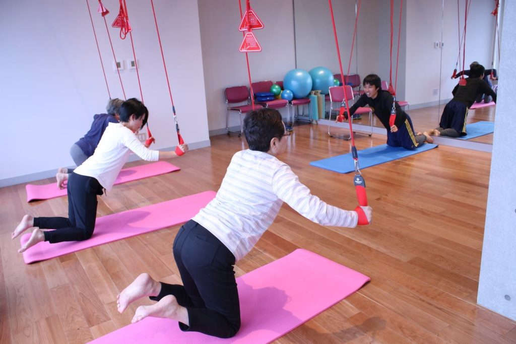 レッドコートで楽しく体幹訓練!12月22日夜「大人のための体幹トレーニング教室[入門編]」開催します!